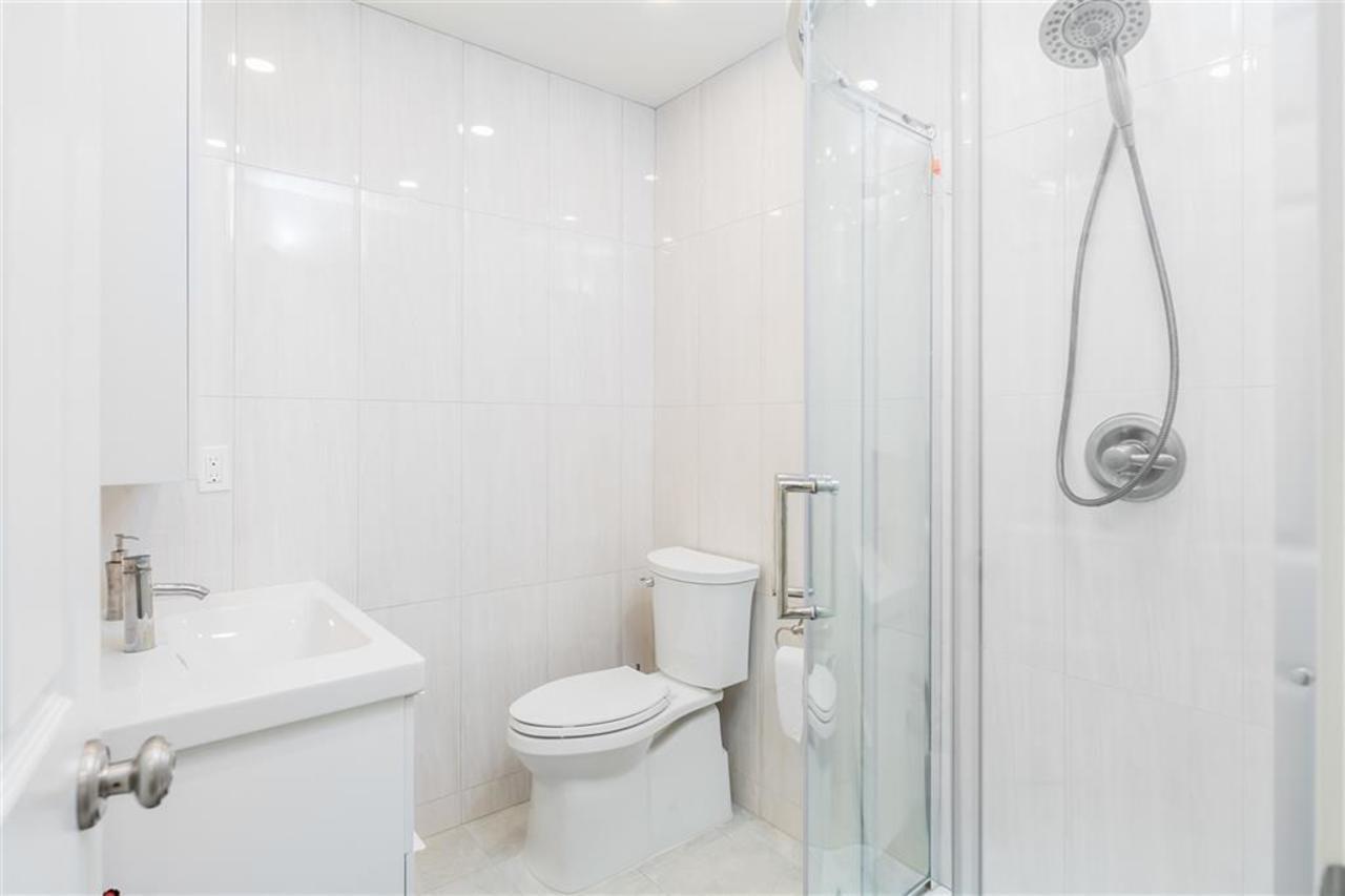 main-bathroom at 457 E. 8th Street, Boulevard, North Vancouver