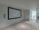 36-media-room at 389 N Glynde Avenue, Capitol Hill BN, Burnaby North