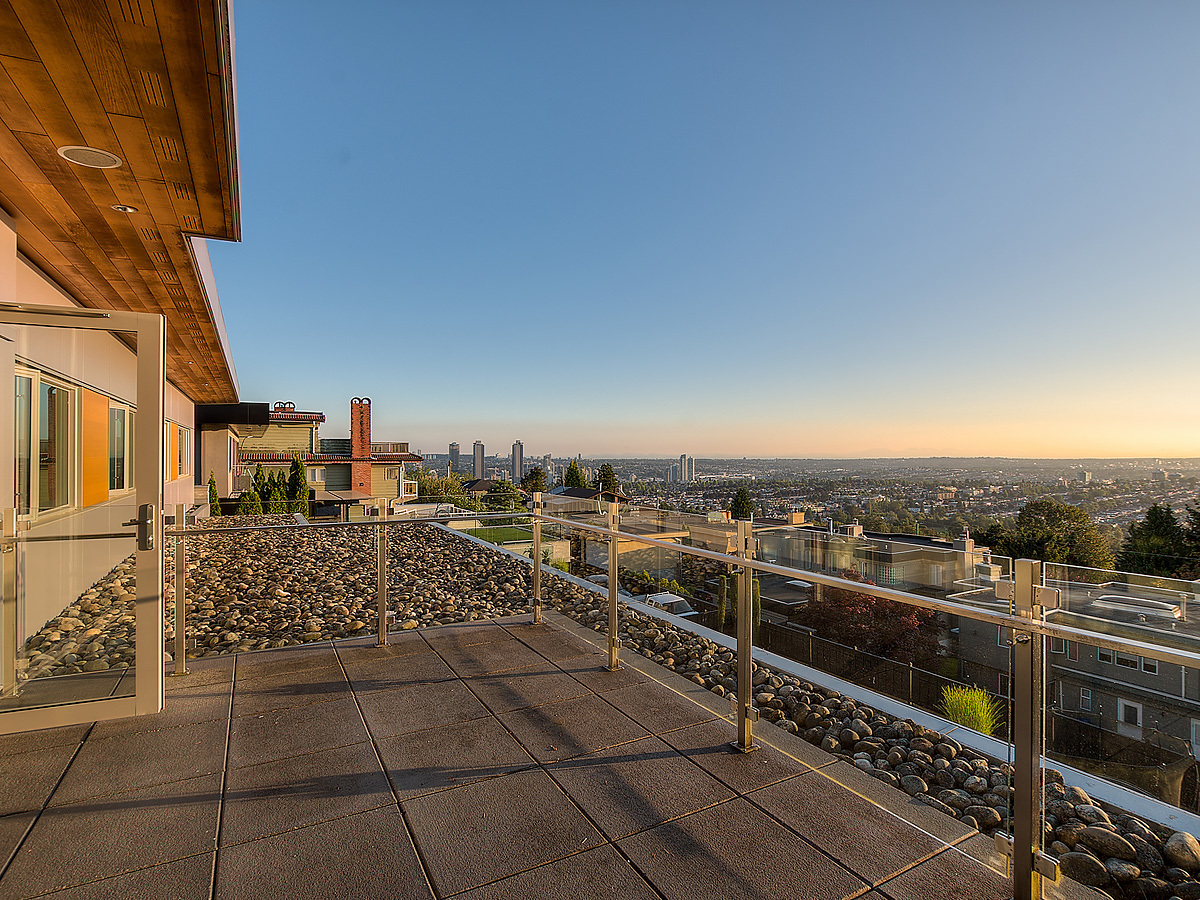 23-master-terrace-view-s at 389 N Glynde Avenue, Capitol Hill BN, Burnaby North