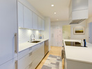 Induction cooktop at 1203 - 701 W Victoria Park, Central Lonsdale, North Vancouver