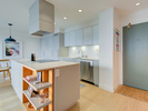 Custom cabinetry at 1203 - 701 W Victoria Park, Central Lonsdale, North Vancouver