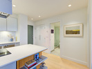 Open layout at 1203 - 701 W Victoria Park, Central Lonsdale, North Vancouver