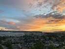 Watch the sunsets at 1203 - 701 W Victoria Park, Central Lonsdale, North Vancouver