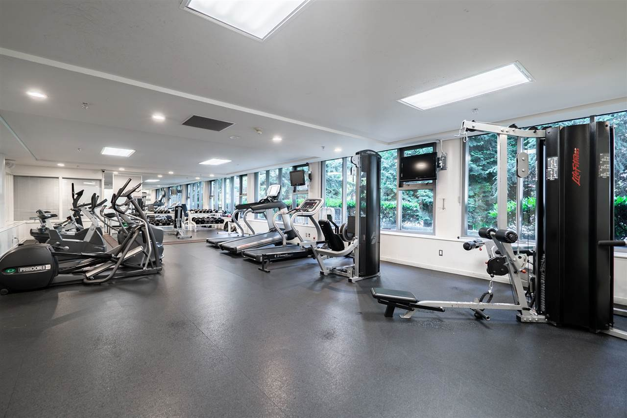 12-gym at 3201 - 1008 Cambie Street, Yaletown, Vancouver West