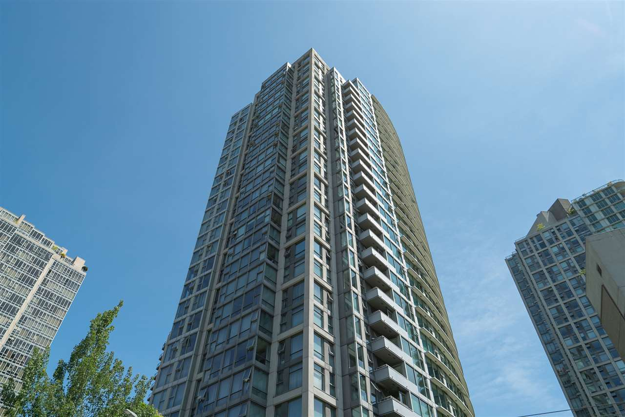 16-building at 3201 - 1008 Cambie Street, Yaletown, Vancouver West