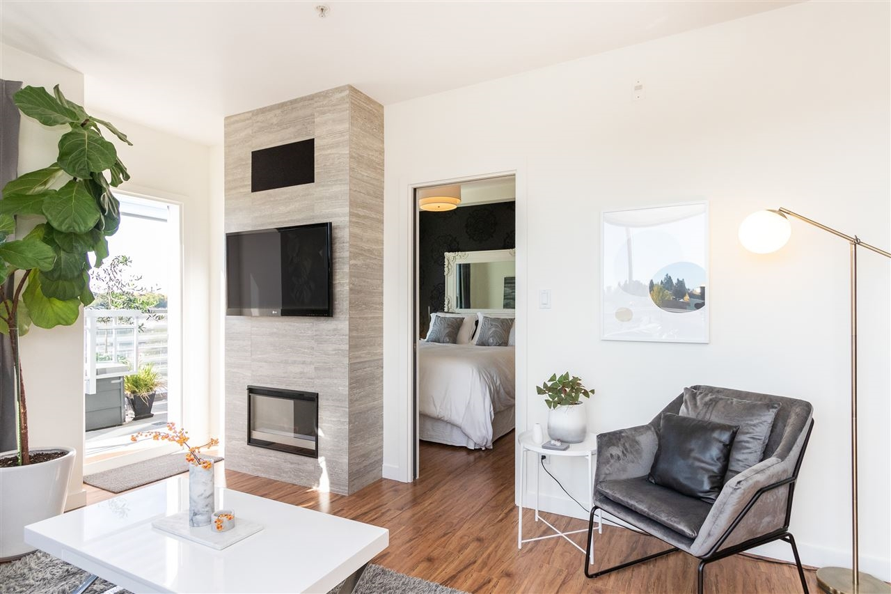 Great layout at 306 - 683 E. 27th Avenue, Fraser VE, Vancouver East