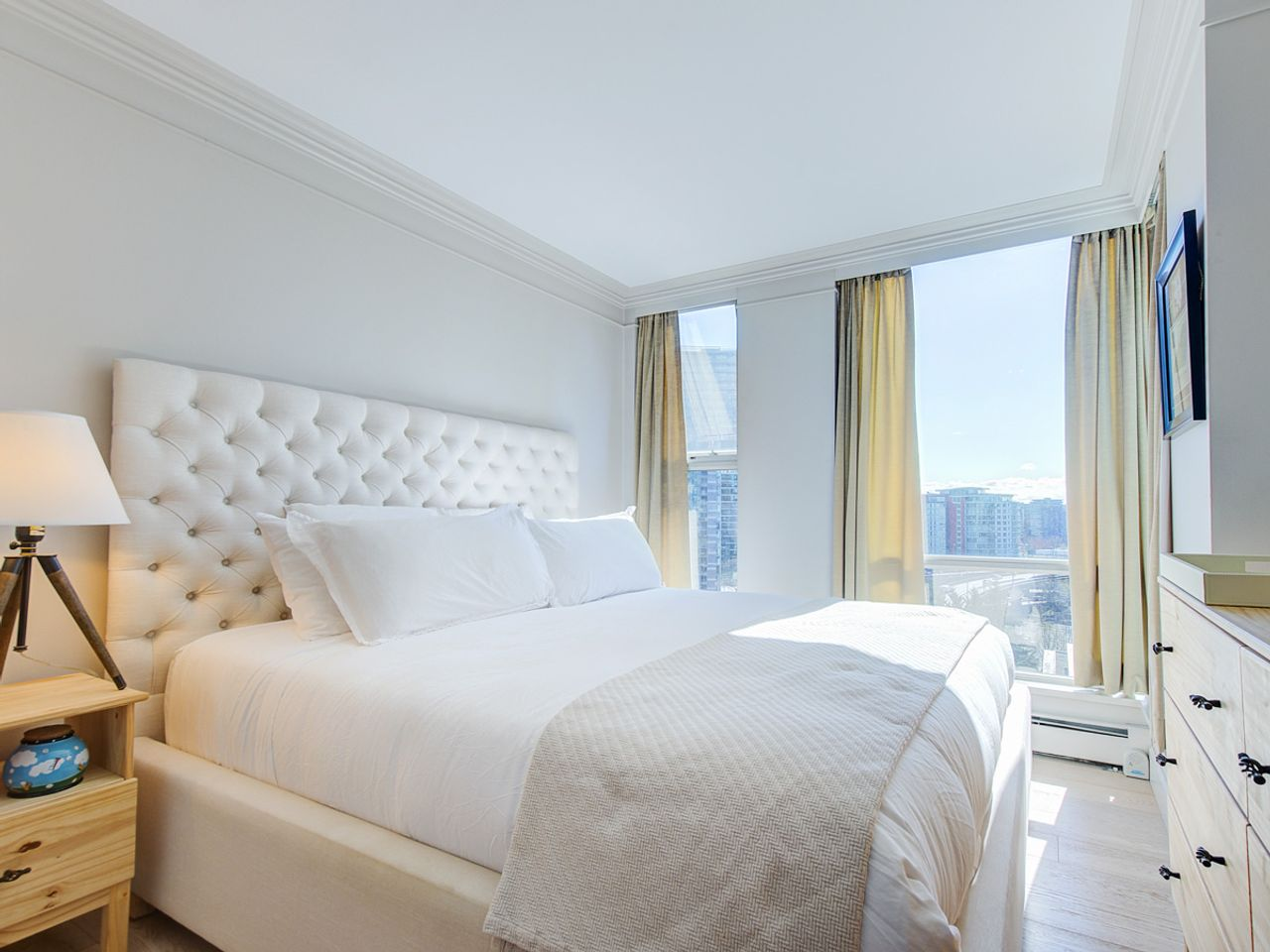14-bedroom-1 at 1506 - 1008 Cambie Street, Yaletown, Vancouver West