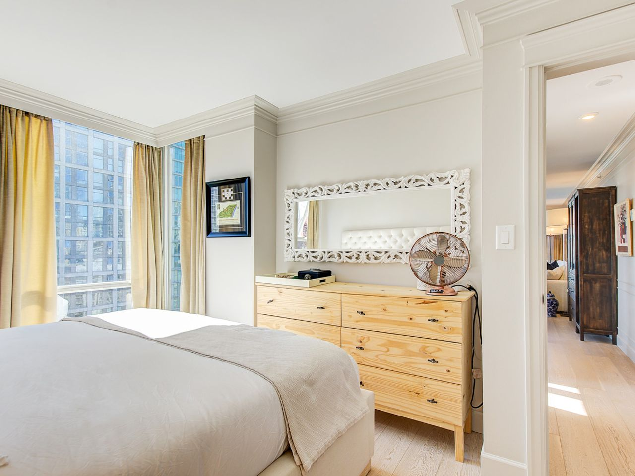 15-bedroom-2 at 1506 - 1008 Cambie Street, Yaletown, Vancouver West