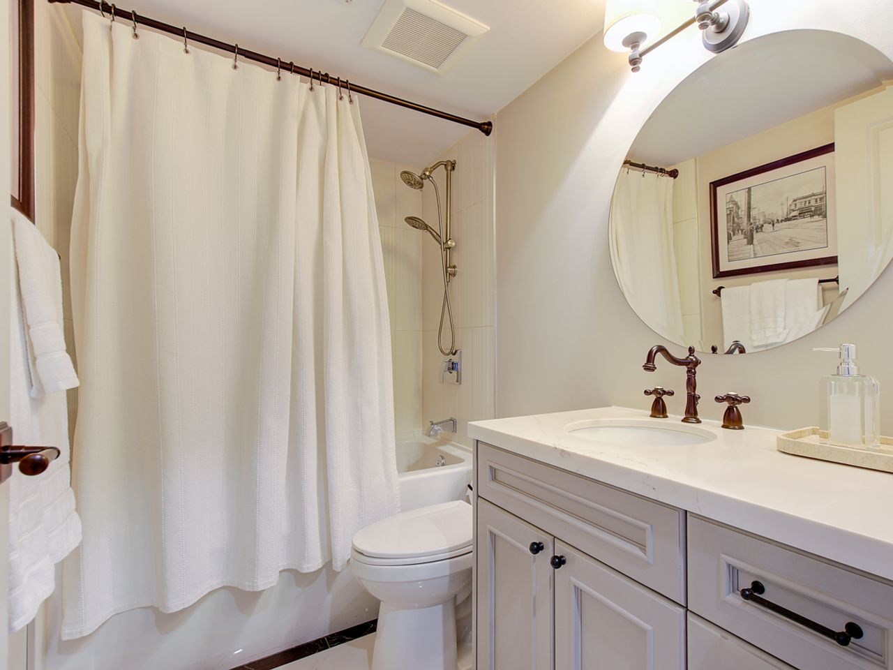 16-bathroom at 1506 - 1008 Cambie Street, Yaletown, Vancouver West