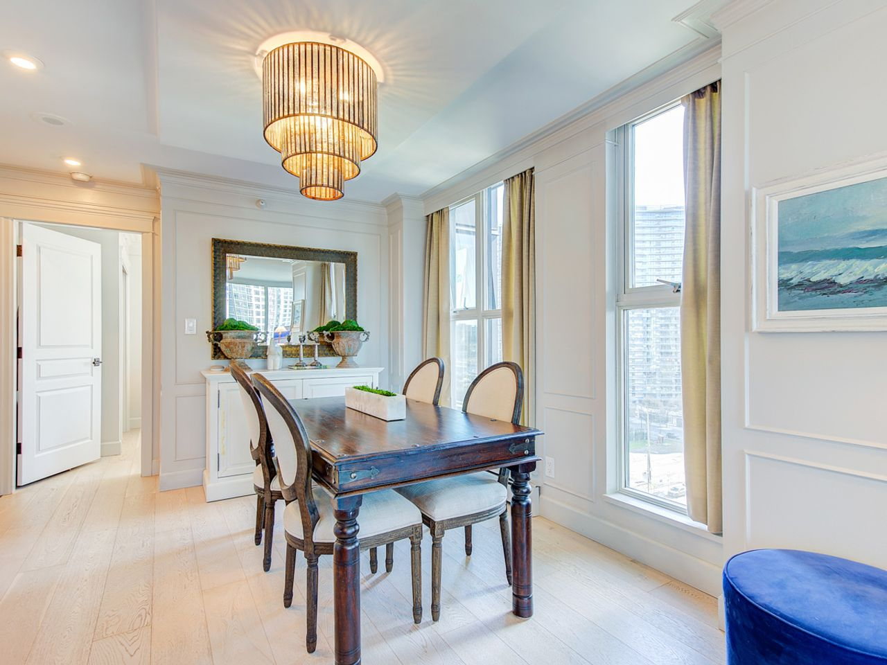 6-dining-room at 1506 - 1008 Cambie Street, Yaletown, Vancouver West