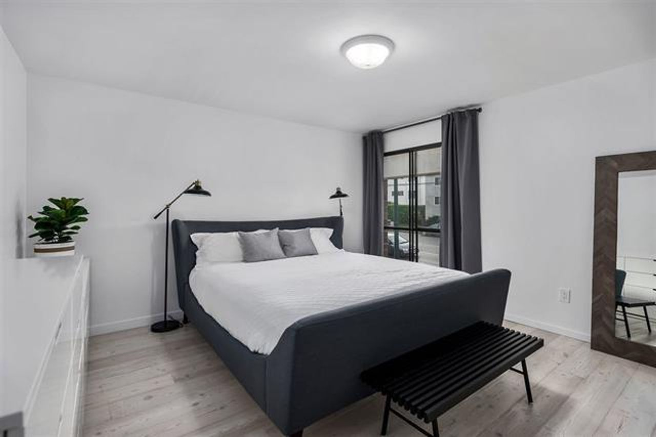 Bedroom at 208 - 3264 Oak Street, Cambie, Vancouver West