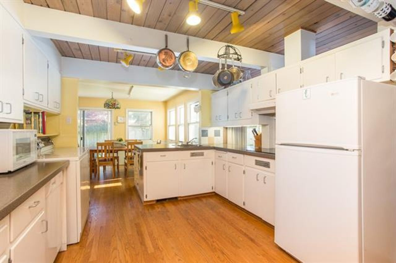kitchen at 12251 Agar Street, Crescent Beach, Surrey