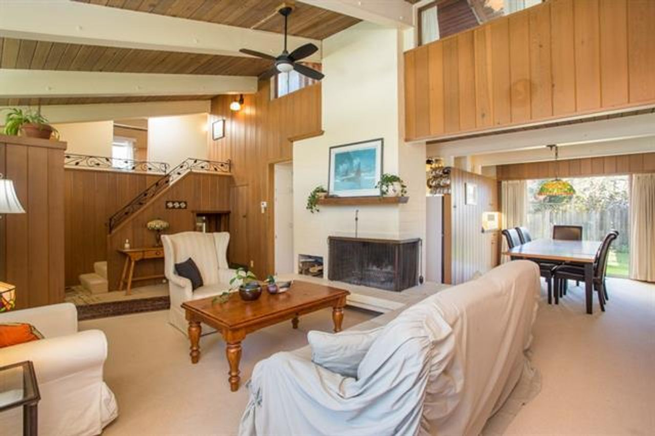 living-room2 at 12251 Agar Street, Crescent Beach, Surrey