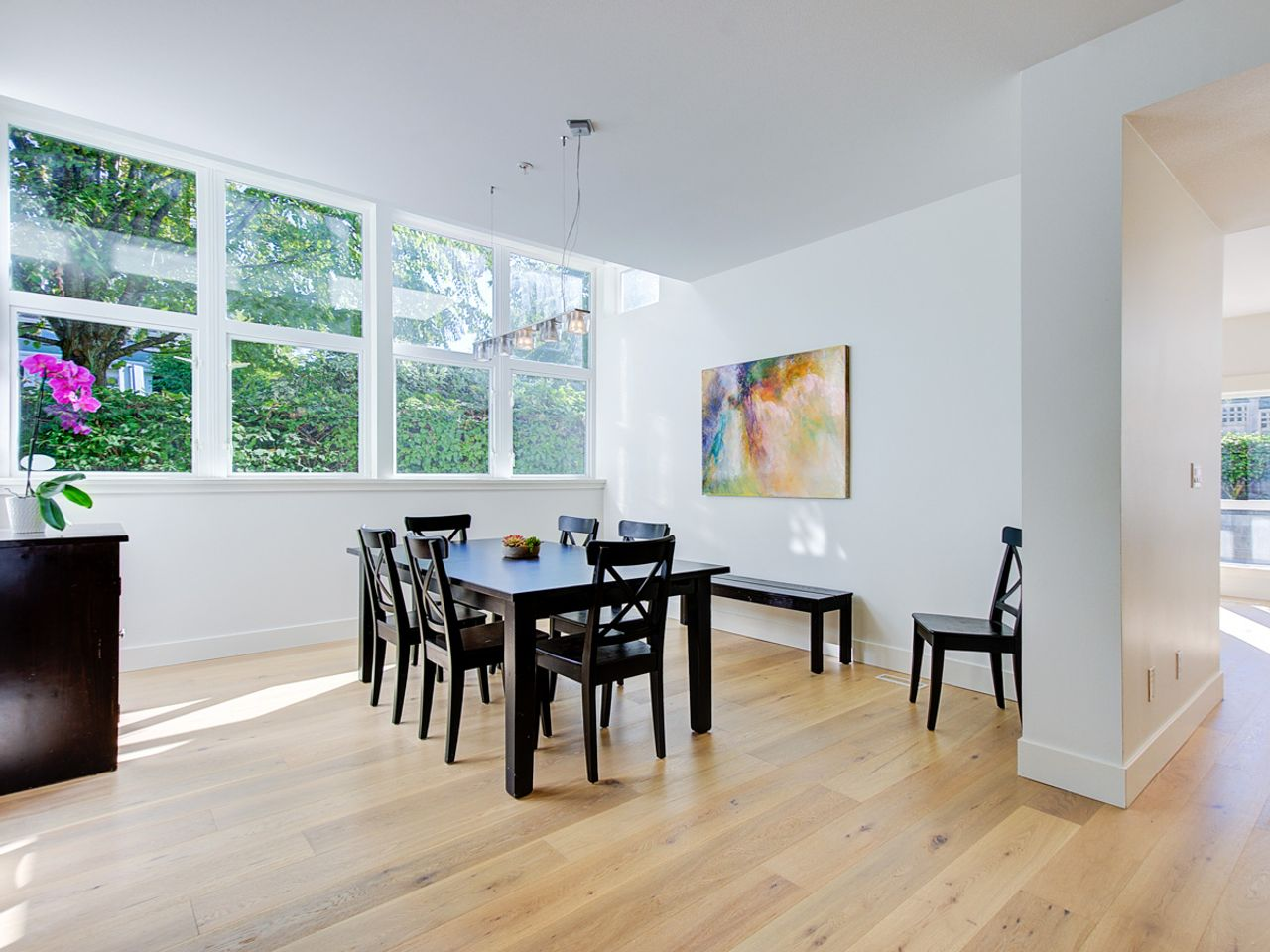 dinning-room at 6002 Chancellor Boulevard, University VW, Vancouver West