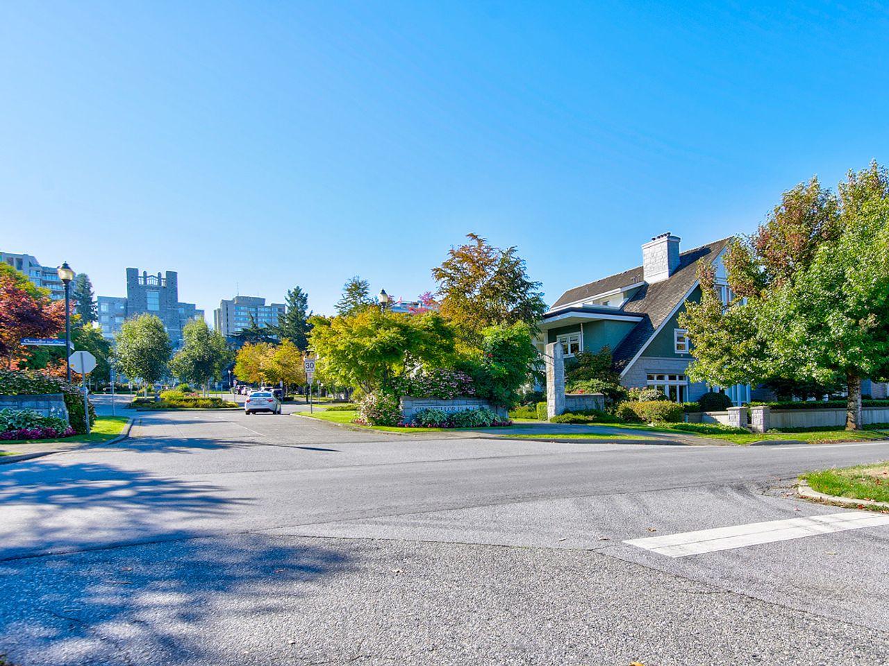 exterior-ubc at 6002 Chancellor Boulevard, University VW, Vancouver West