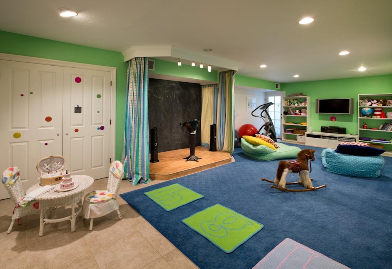115 gloria circle vintage oaks menlo park play room basement at 115 gloria circle vintage oaks menlo park arubaitofo Images