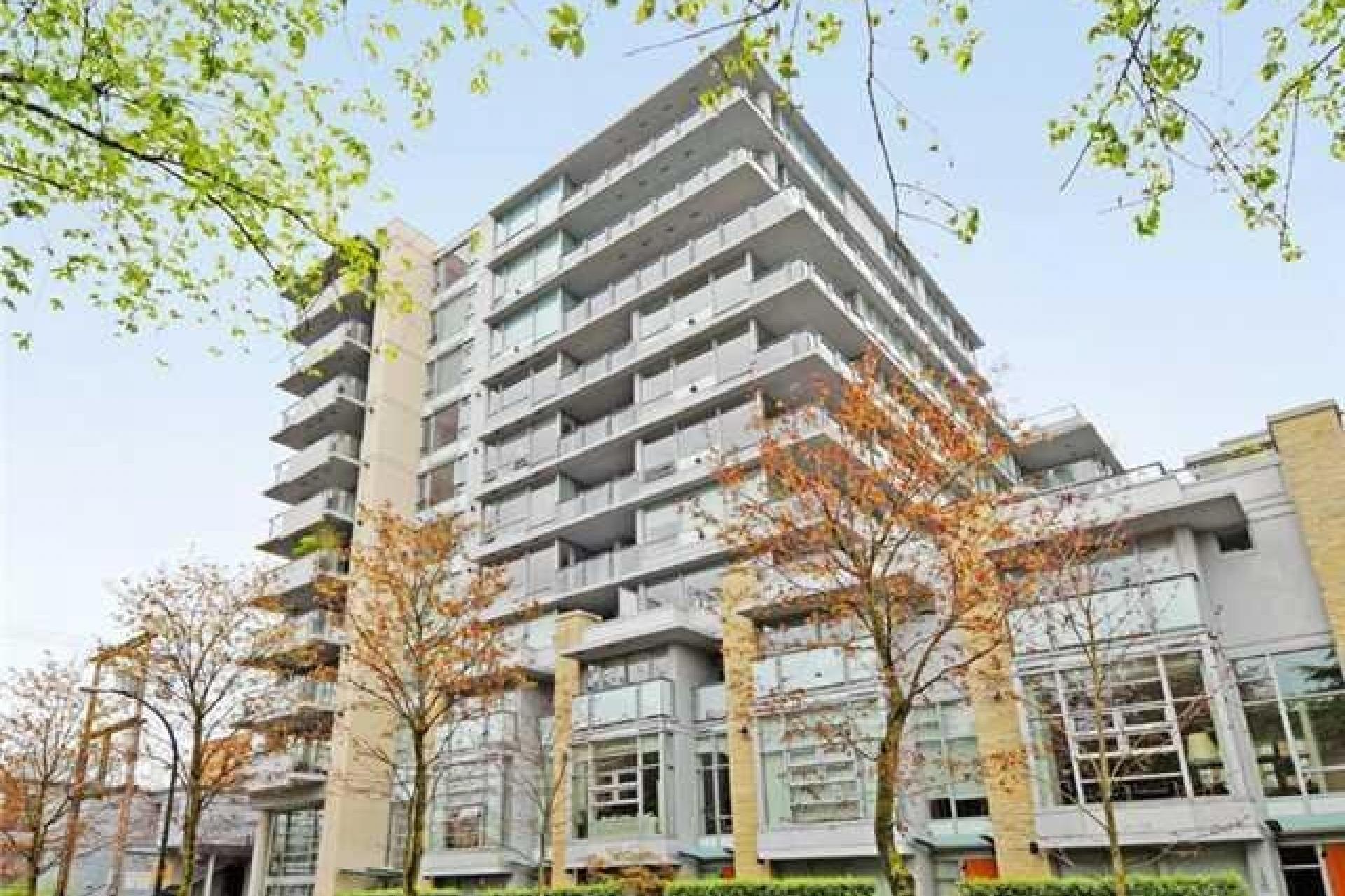 404 - 1530 W 8th Avenue, Kitsilano, Vancouver West
