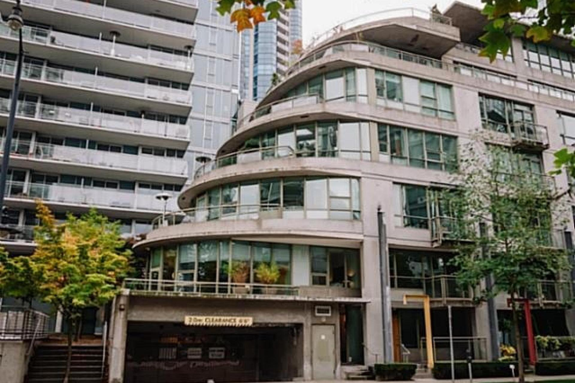 1418 W Hastings Street, Coal Harbour, Vancouver West