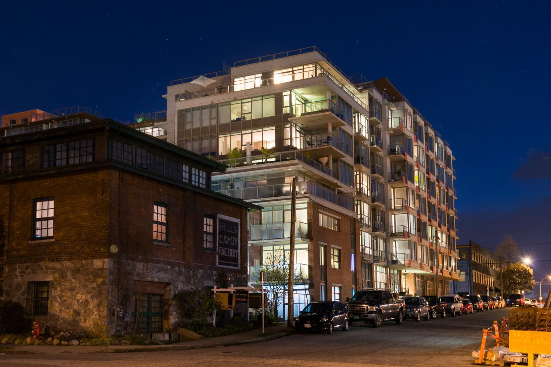 809 - 250 E 6th Avenue, Vancouver East