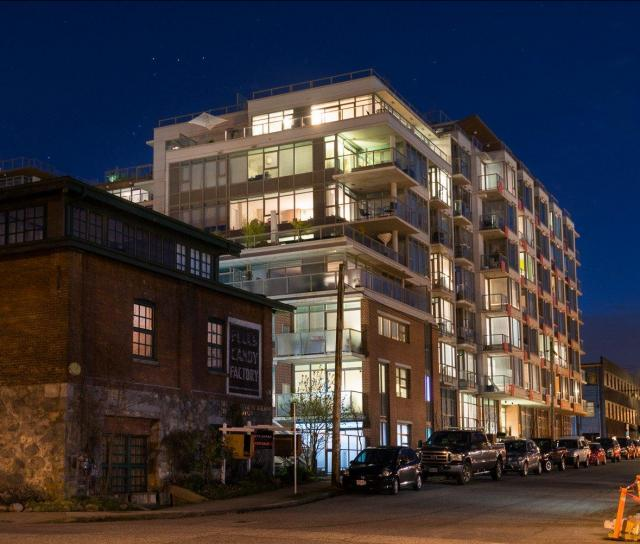 809 - 250 E 6th Avenue, Vancouver East 2
