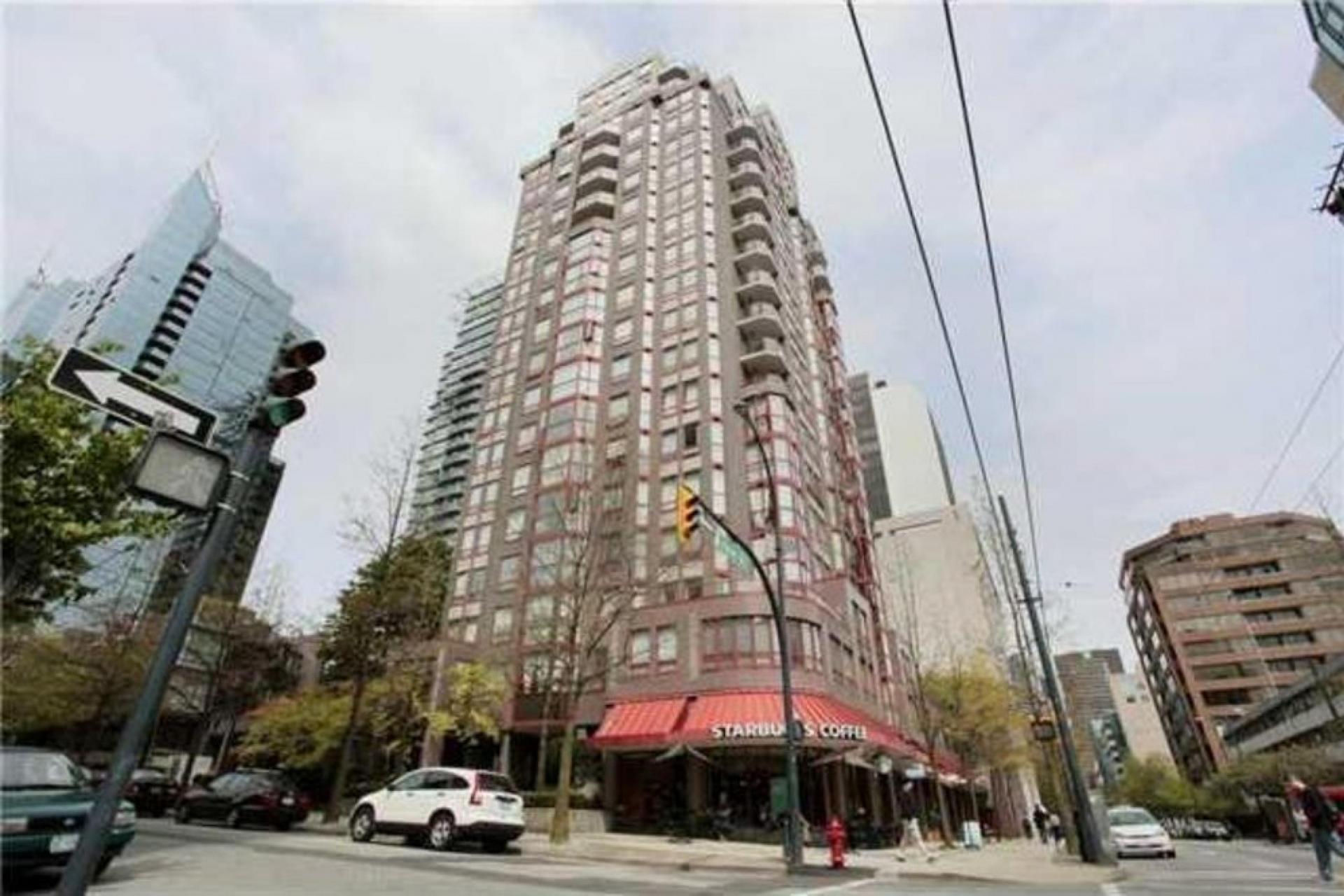 605 - 811 Helmcken Street, Vancouver West