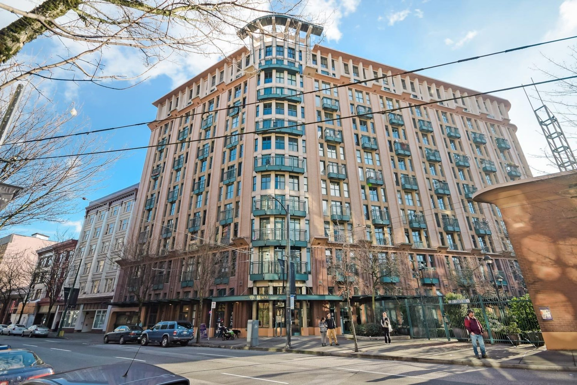 mini01-1 at 609 - 22 E Cordova Street, Gastown, Vancouver West