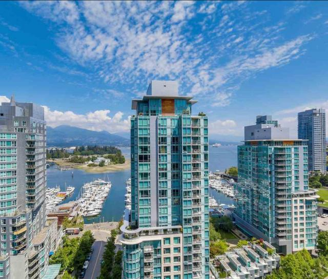 1801 - 1499 West Pender Street, Coal Harbour, Vancouver West 2