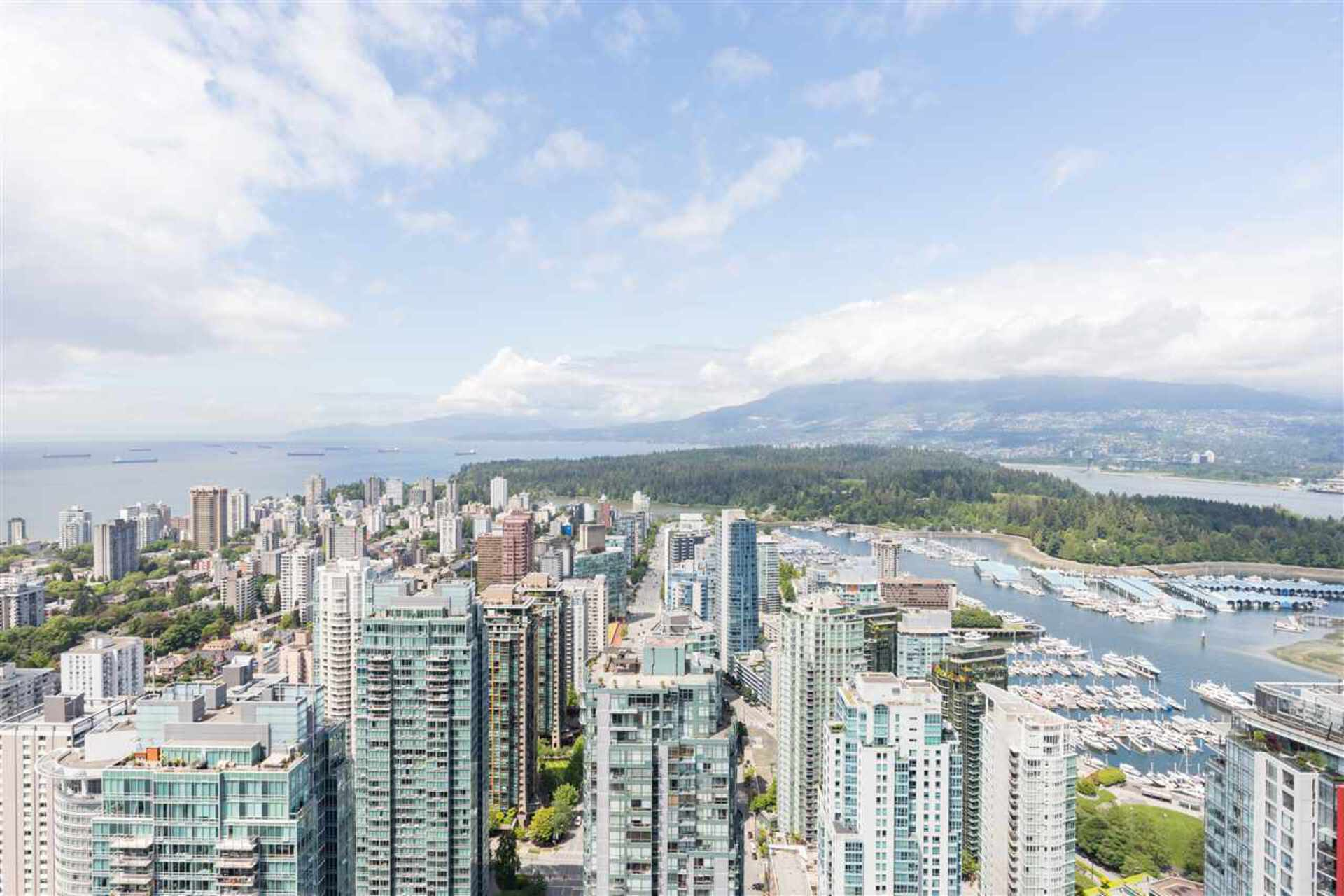 5703 - 1151 W Georgia Street, Coal Harbour, Vancouver West