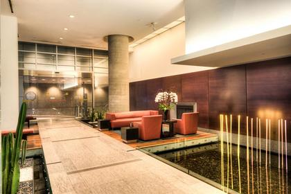 Lobby2-1 at 1077 W Cordova Street, Coal Harbour, Vancouver West