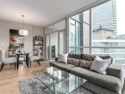 3-4 at 1189 Melville Street, Coal Harbour, Vancouver West