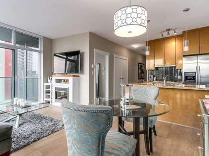 5-3 at 1189 Melville Street, Coal Harbour, Vancouver West