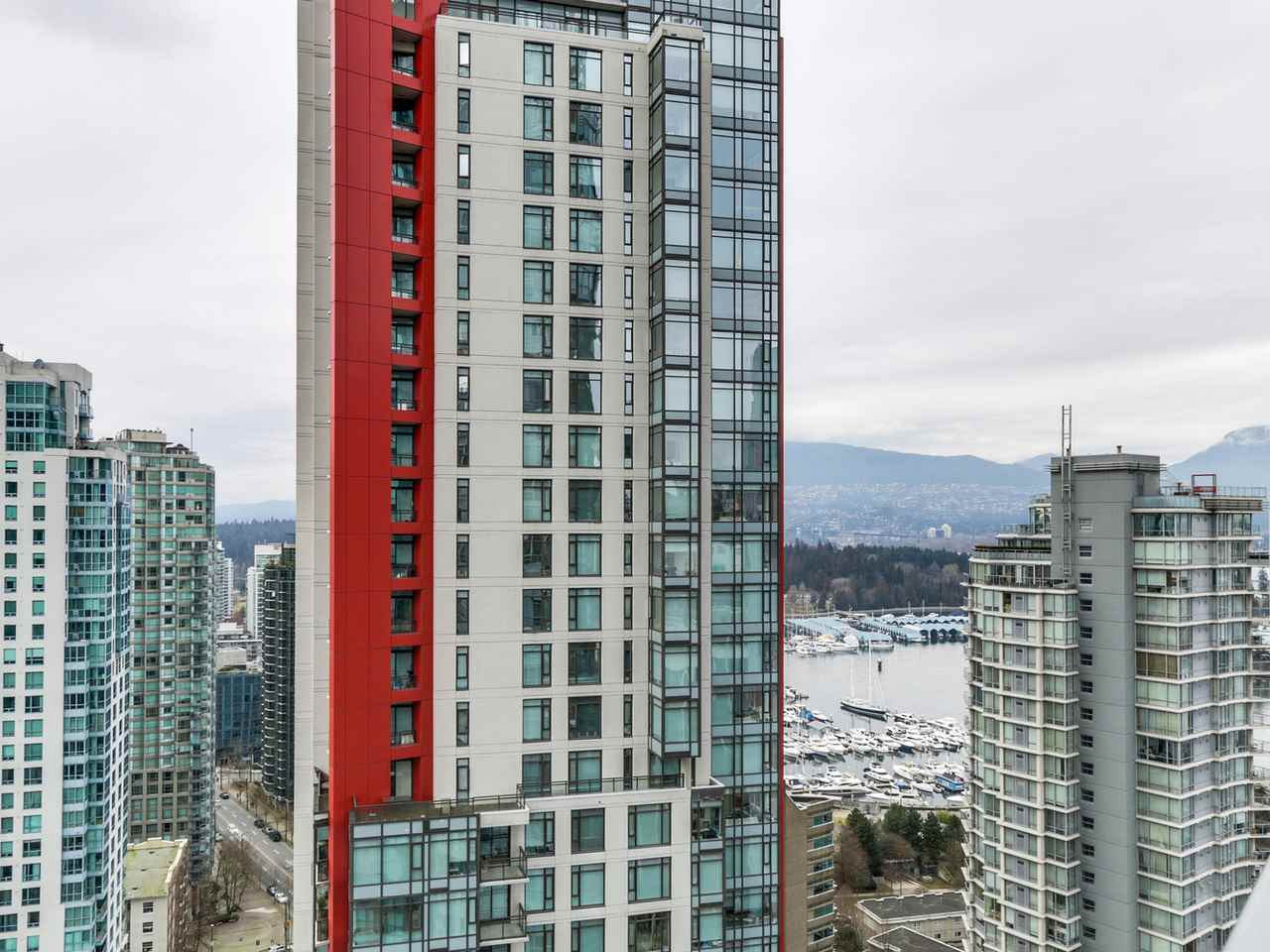 14-5 at 1189 Melville Street, Coal Harbour, Vancouver West