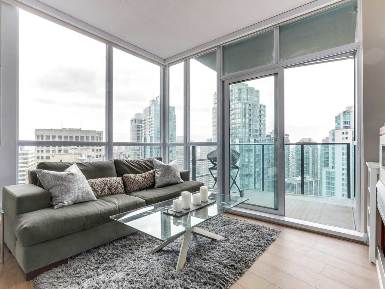2-4 at 1189 Melville Street, Coal Harbour, Vancouver West