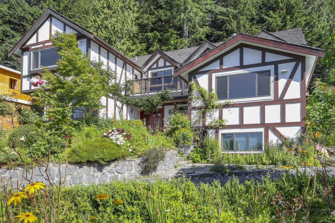1-10 at  Millstream Road, British Properties, West Vancouver