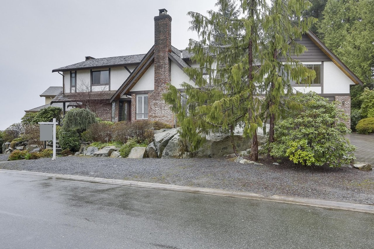 1-12 at  Pinetree Crescent, Upper Caulfeild, West Vancouver