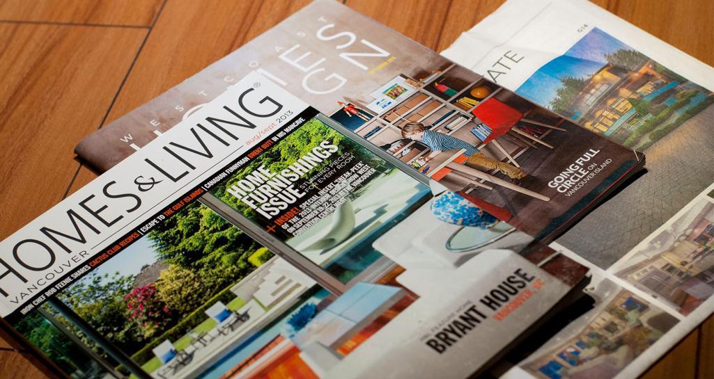 Magazine & Print Ads
