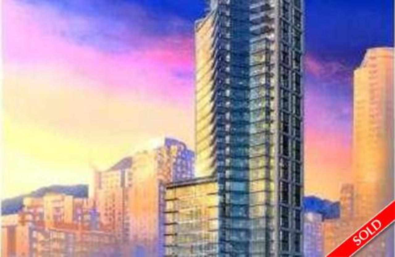 1407 - 1255 Seymour Street, Downtown VW, Vancouver West