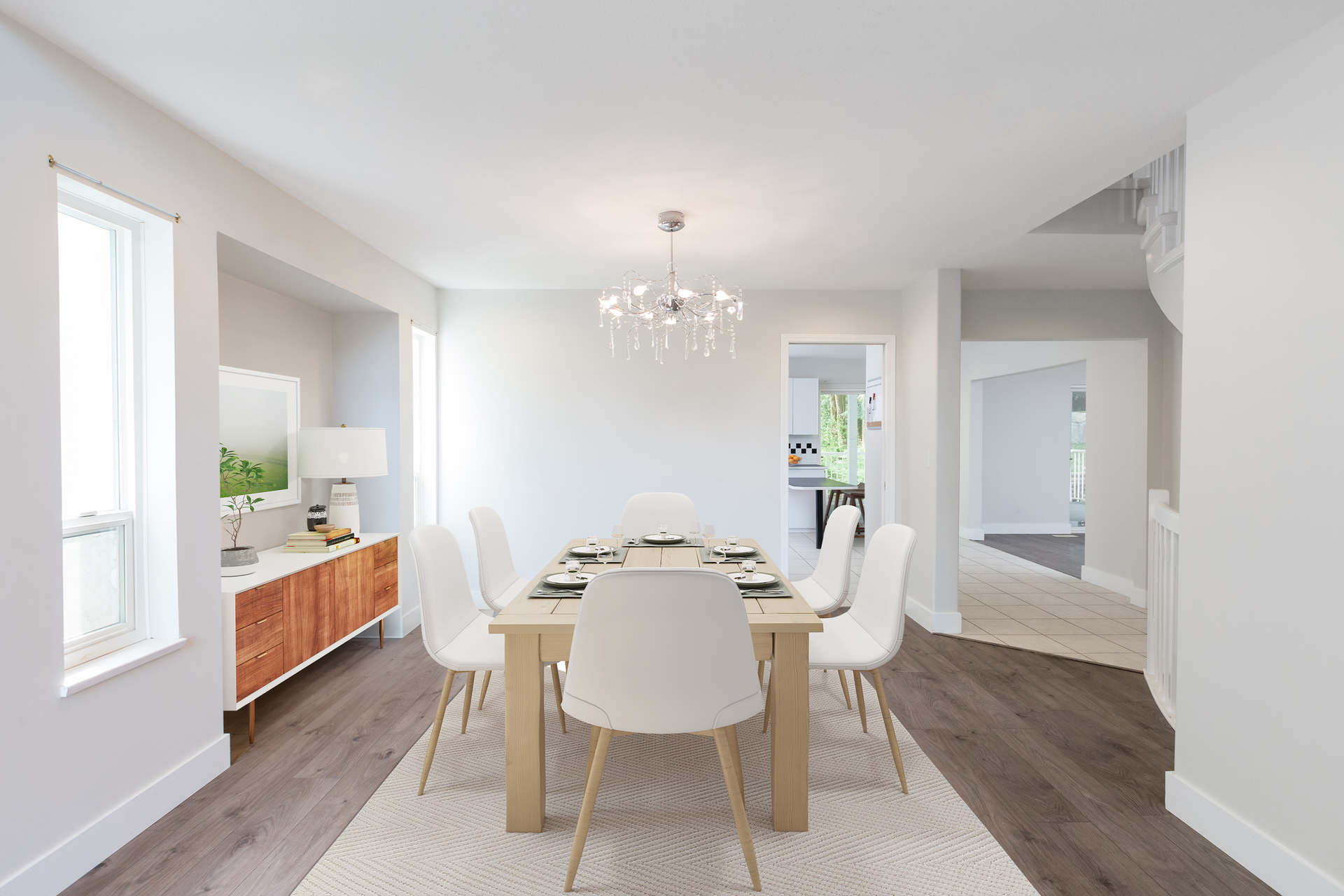 dining-room at