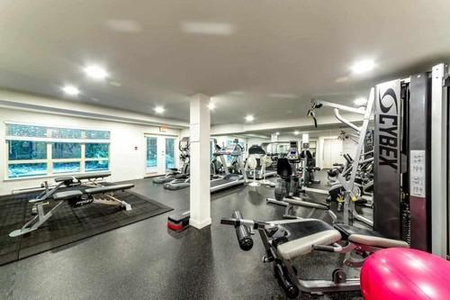 gym at