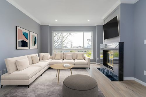 living-room at