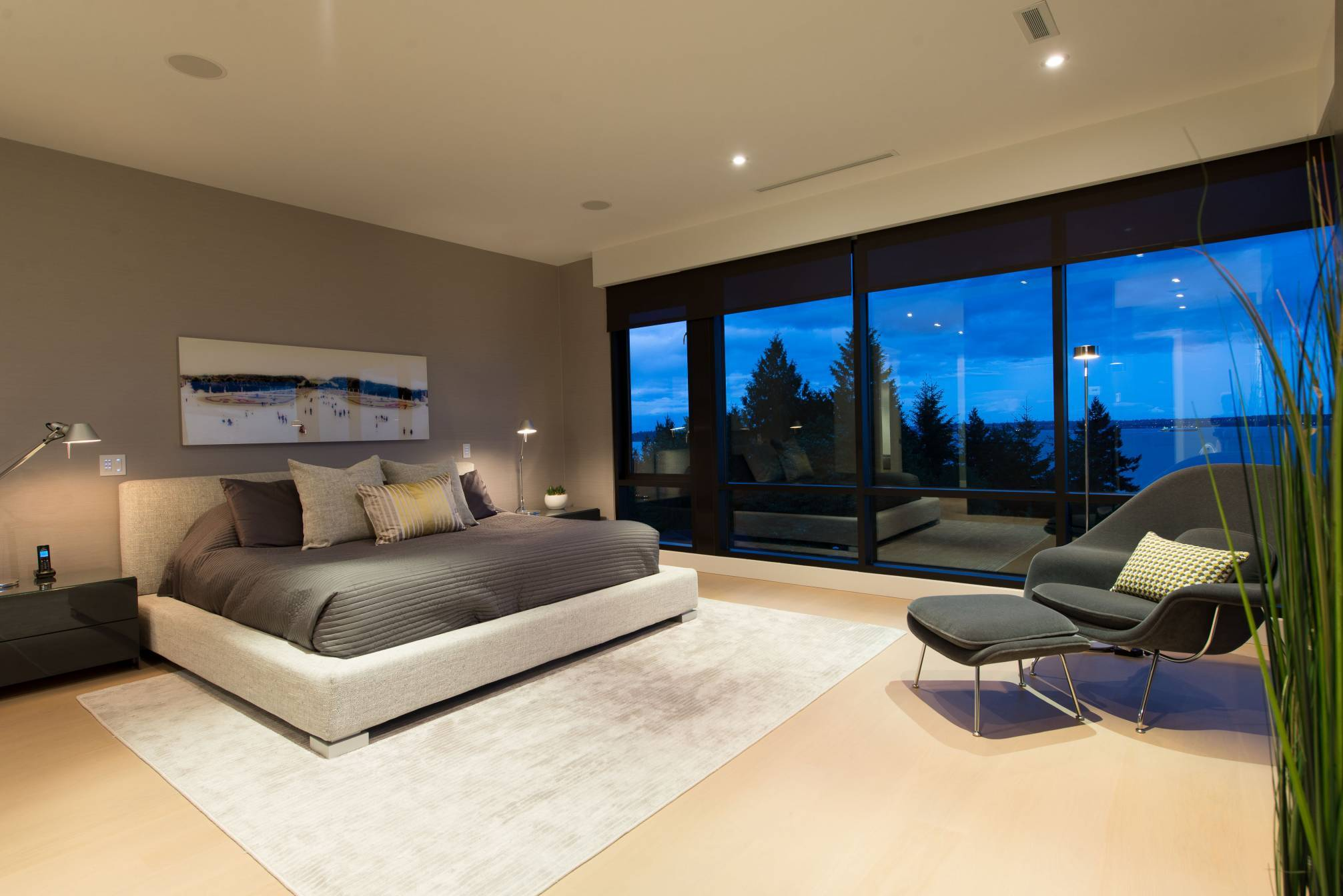 Master Suite at 4112 Burkehill Road, Bayridge, West Vancouver