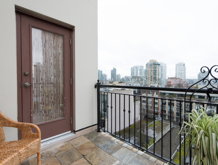 1001 - 1280 Richards, Yaletown, Vancouver West 2