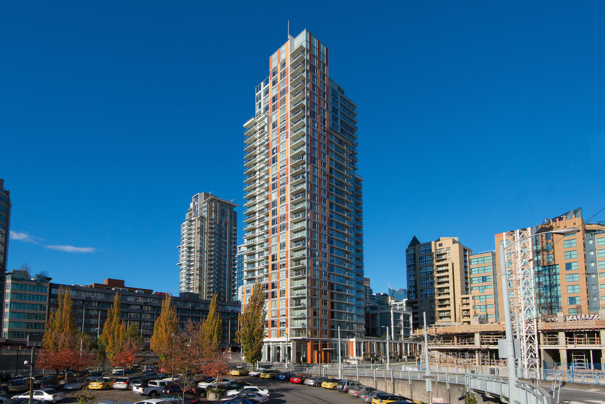#507 - 1351 Continental Street, Vancouver West