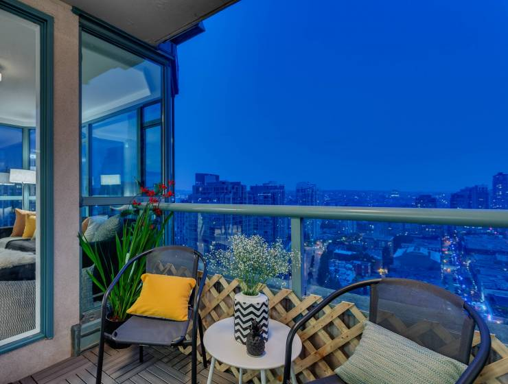 2402 - 888 Hamilton Street, Yaletown, Vancouver West 3