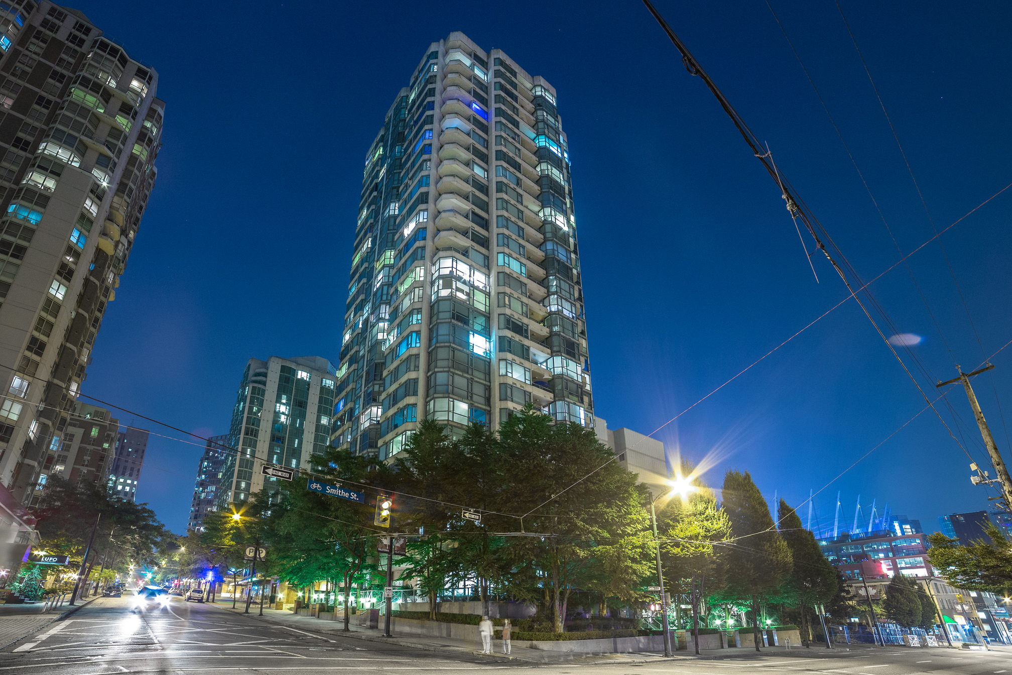 2402 - 888 Hamilton Street, Yaletown, Vancouver West