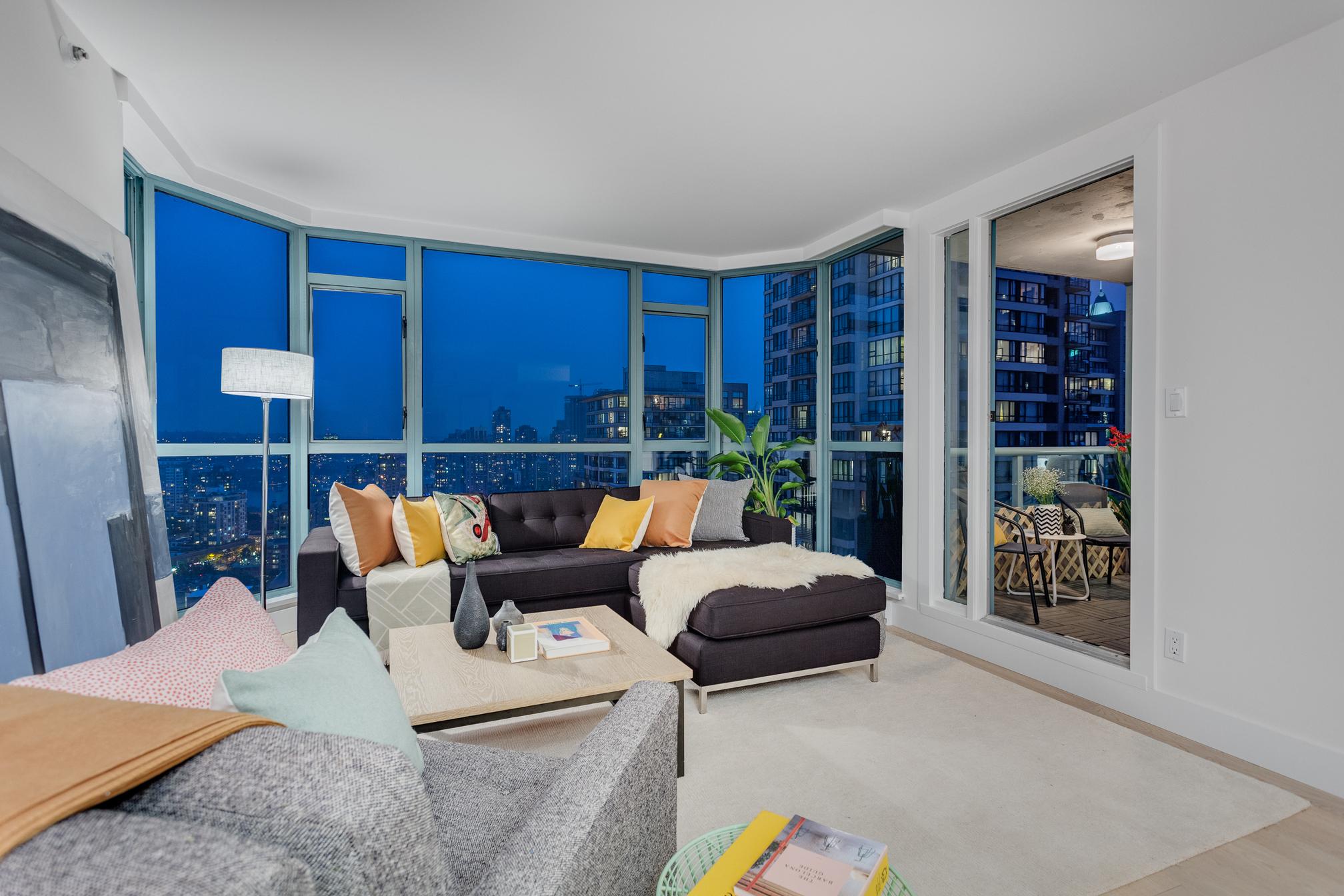 888-hamilton-st-vancouver-360hometours-06 at 2402 - 888 Hamilton Street, Yaletown, Vancouver West
