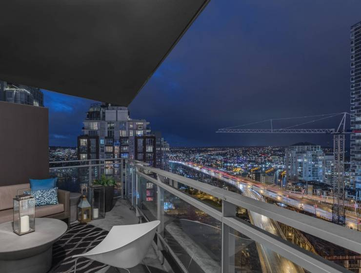 2201 - 1372 Seymour Street, Yaletown, Vancouver West 3