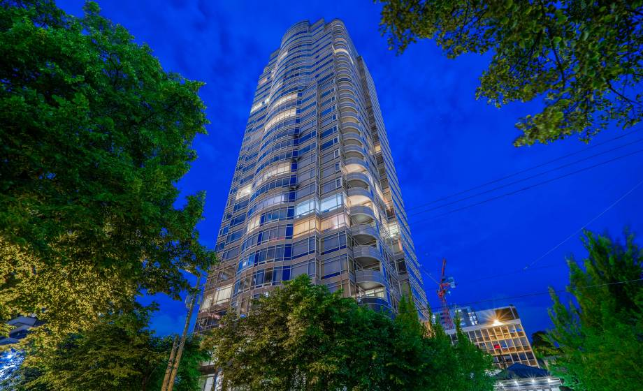20B - 1500 Alberni Streeet, Coal Harbour, Vancouver West