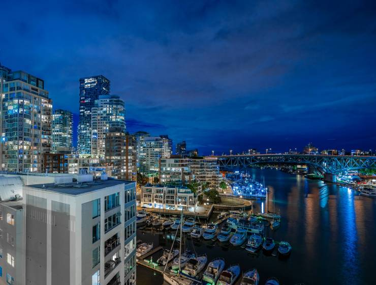 1101 - 1000 Beach Avenue, Yaletown, Vancouver West 3