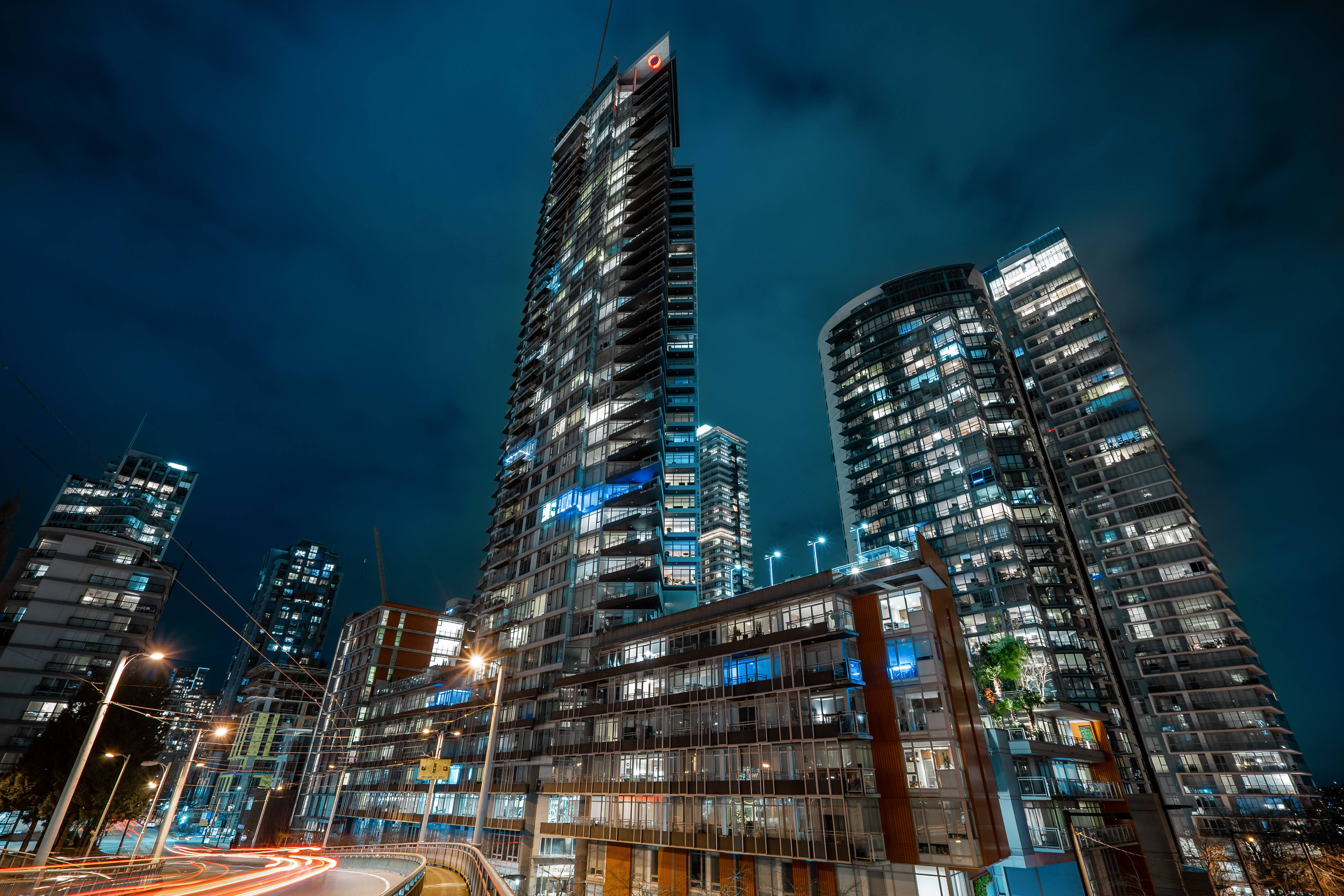 2201 - 1372 Seymour Street, Downtown VW, Vancouver West